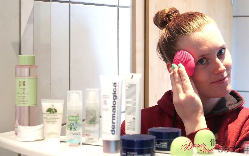 [Beauty] Ready for Sport mit der Foreo Luna Mini 2
